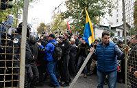 Владимир Корнилов: МихоМайдан собрали, чтобы свергнуть Порошенко