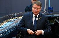 Президент Румынии отказался посещать Украину до отмены закона об образовании