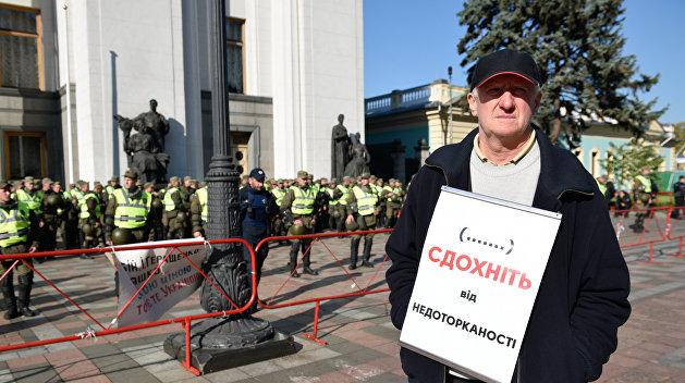 Парики, подземные тоннели, усиленная охрана: как депутаты Рады ходят на работу