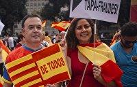 Сергей Михеев: Власти Каталонии испугались собственной смелости