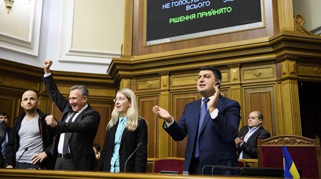Медреформа: День Памяти Украины