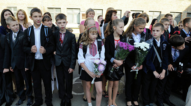 Венгры отстояли свои школы на Украине