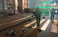 Виновница ДТП в Харькове была под воздействием наркотиков