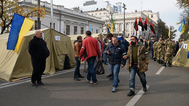Порошенко в ярости: Аваков не разогнал МихоМайдан