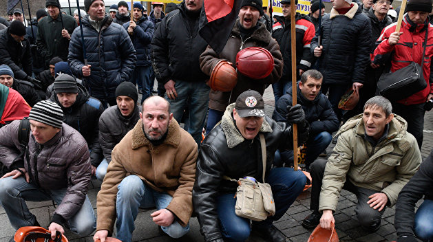Прокуратура Донецкой области возбудила дело из-за невыплаты зарплат шахтерам