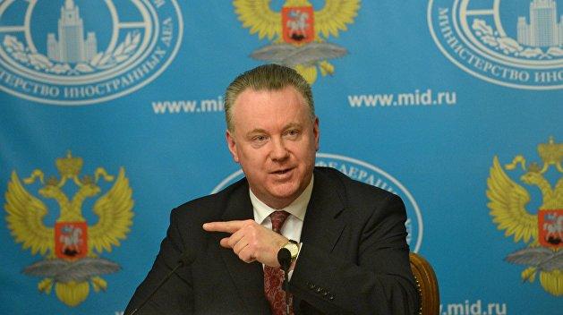 Постпред РФ в ОБСЕ: Киев готовится использовать химическое оружие в Донбассе