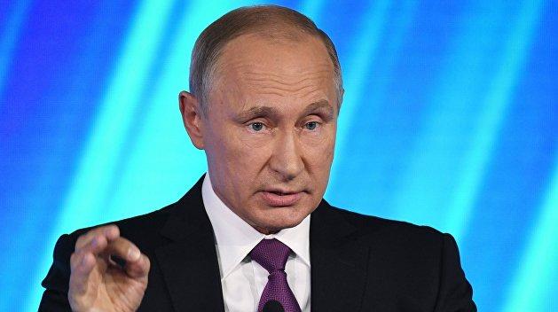 Путин в Валдае: на чьей стороне «украинский мяч»