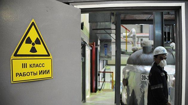 Ядерной аварии в России не было