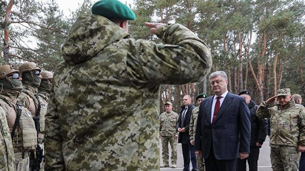 Порошенко потряс Бучу рассказом о своем спасении в Луганске