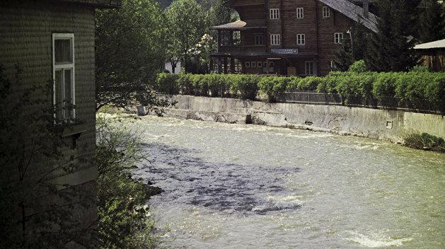 Закарпатью грозит наводнение