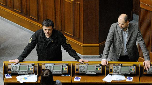 В Кабмине выступили против блокады Донбасса