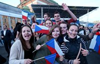 Евроскептики приросли Чехией