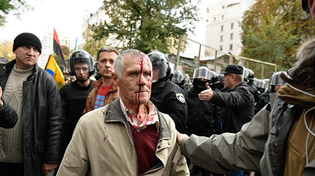 Для нарастания протестных акций нужно кого-то убить