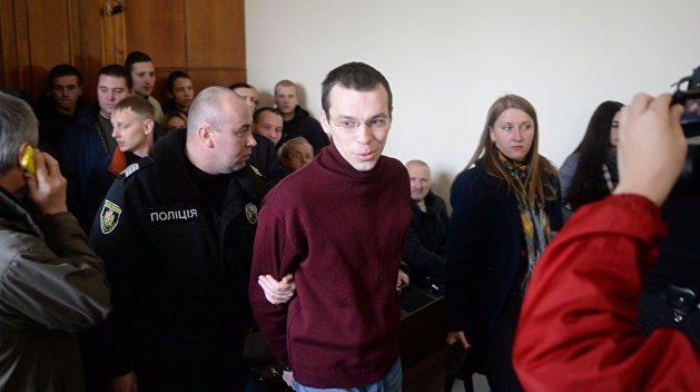Украинский журналист Муравицкий освобожден, но абсурд продолжается