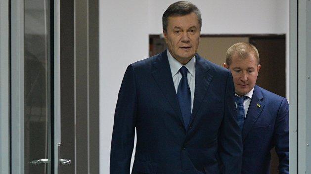 Луценко снял с Януковича большую часть майданных обвинений