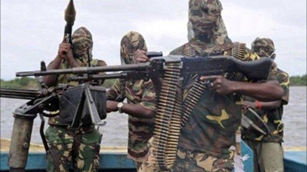 Украинец в плену: Нигерийские пираты захватили швейцарское судно