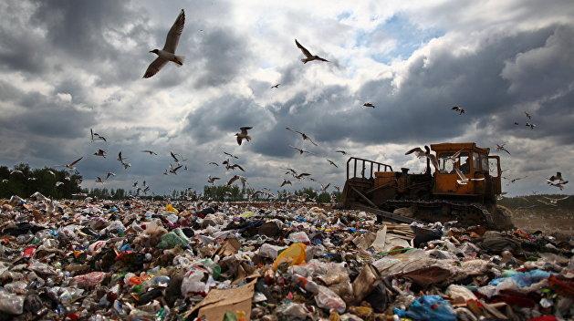 Львовский мусор вывезут из города в область