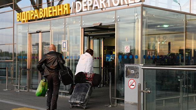 Добро пожаловать: Кенийских бегунов всю ночь морили голодом в аэропорту «Борисполь»