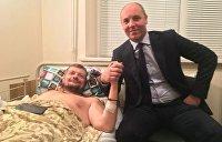 «Живой»: Мосийчук рассказал о своем самочувствии