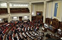 Опрос: половина украинцев поддерживает проведение досрочных выборов в Раду