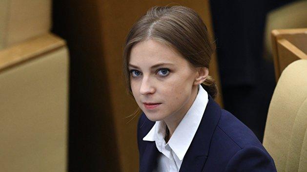 Поклонская ответила на предложение Собчак о новом референдуме в Крыму