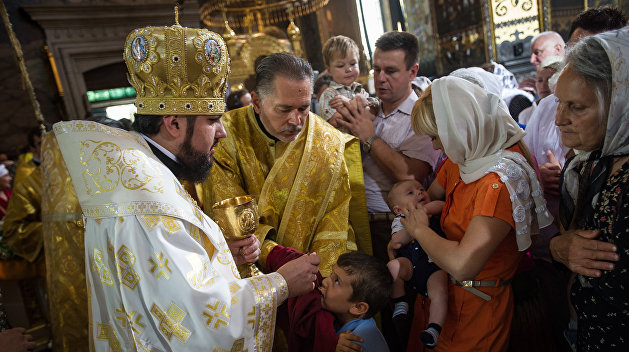 Руслан Бортник: Украине грозят жестокие конфликты на религиозной почве
