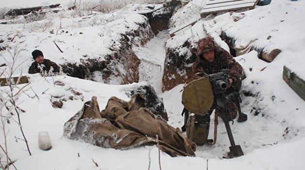 «Взгляд»: «Окопное противостояние» в Донбассе подходит к концу