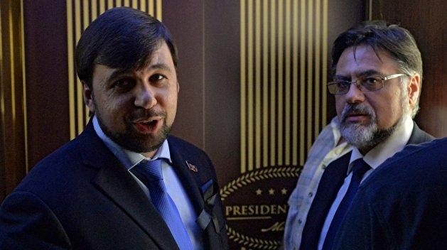 ДНР и ЛНР предложили Волкеру ознакомиться с подлинниками Минских соглашений