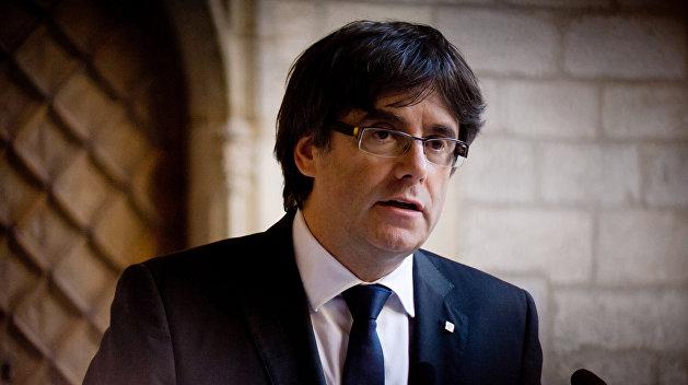 Пучдемон не собирается просить политического убежища в Бельгии