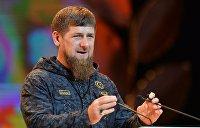«Я считал вас мудрым политиком, а вы сразу позарились на чужое» - Кадыров Зеленскому