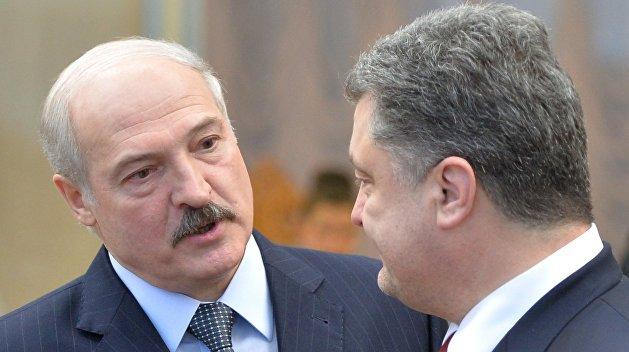 Порошенко встретится с Лукашенко на Чернобыльской АЭС