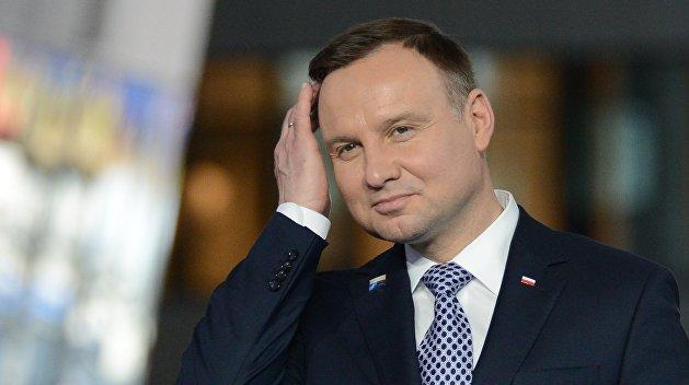 Дуда: Дружить с украинцами нужно, но забывать об их ответственности в геноциде поляков нельзя