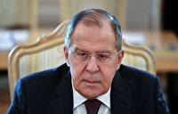 Лавров: Химическая атака в Сирии была постановкой