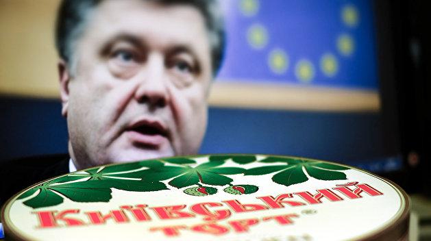 Золотарёв: Порошенко остался президентом Roshen, но так и не стал президентом Украины