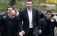 «Киевский тролль»: Кличко хочет собирать плату за проезд через мост