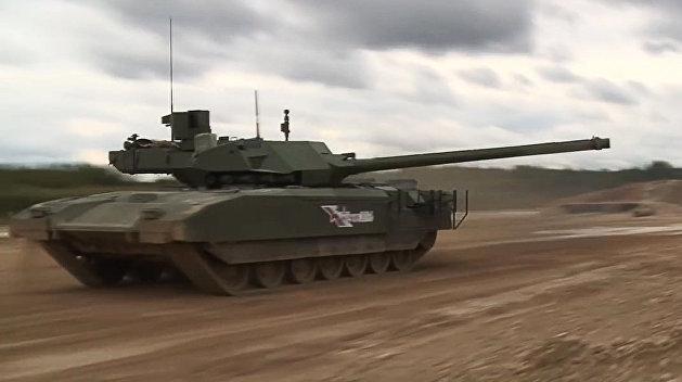 Россия наращивает расходы на оборону