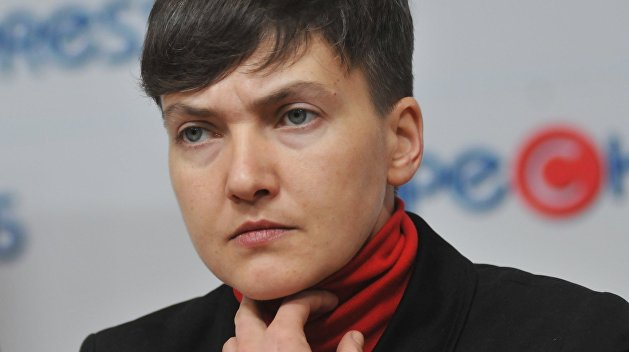 Савченко описала ситуацию на Украине матом