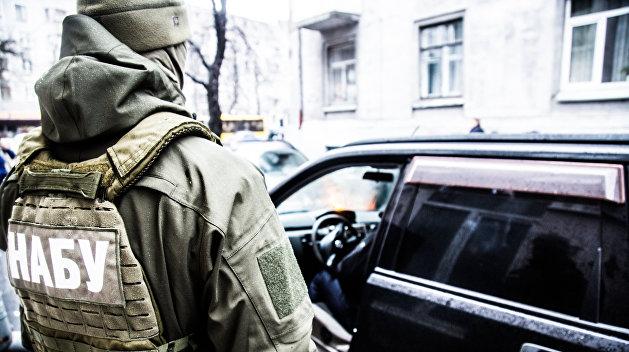 Киевский судья попался на взятке