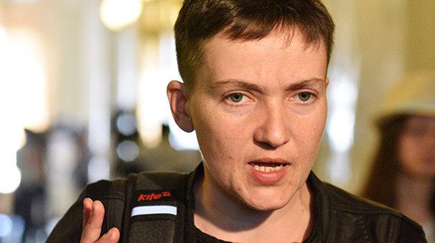Сестра Савченко: Надежда написала заявление о выходе из «Батькивщины» еще в октябре