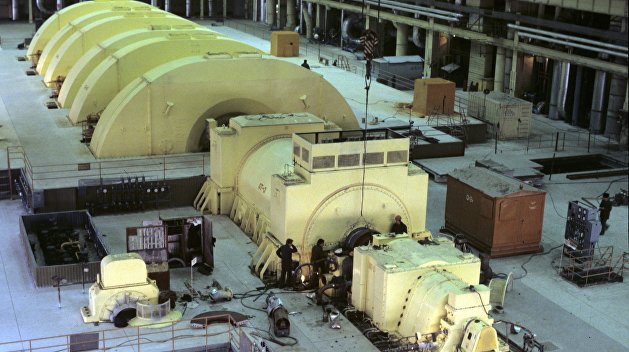 Энергоблок Запорожской АЭС вышел из строя