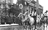 Николай Кохановский: Украинские националисты вместе с немцами  убивали евреев? Это брехня!