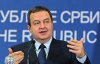 «Известия»: Сербия никогда не введет санкции против друзей
