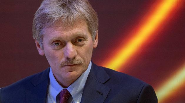Песков: Предложение Путина по возвращению украинской техники — официальное