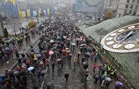 Население Украины катастрофически сокращается