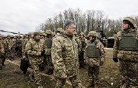 Преторианская гвардия Порошенко