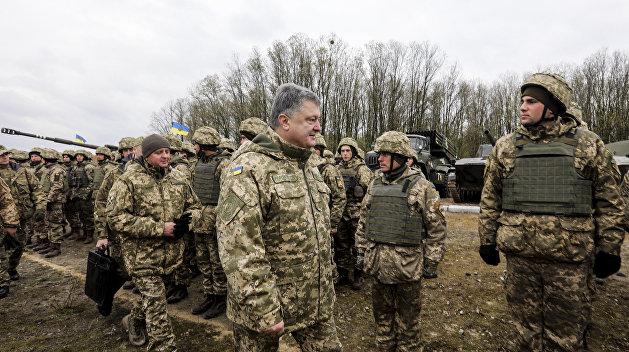 Михеев: Если Порошенко пойдет на Донбасс, он потеряет все
