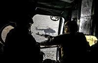 Удар по границе: закарпатских контрабандистов атаковали при помощи броневиков и вертолетов
