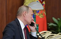 Трамп позвонил Путину, чтобы поблагодарить его