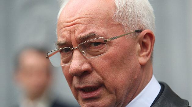 Азаров оценил, каким президентом Украины будет Зеленский