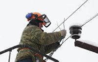 На Украине собираются снизить тариф на электроэнергию за счет отказа от ремонта сетей